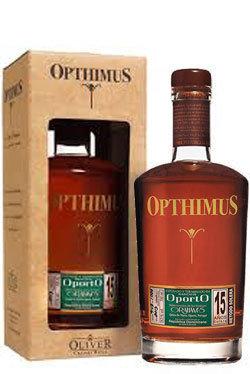 Opthimus 15 Años Solera