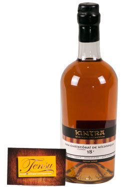"""San Christobal 18 Years Old Nicaragua Rum (1999-2017) """"Kintra"""""""