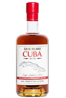 Cane Island Rum - Cuba