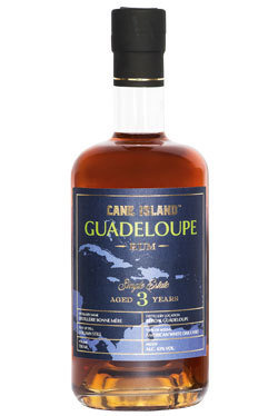 "Cane Island Rum - Distillerie Bonne Mère 3 Years Old ""Single Estate Guadeloupe"""