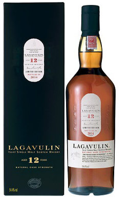 Lagavulin 12 Years Old - Cask Strength (2002-2014)