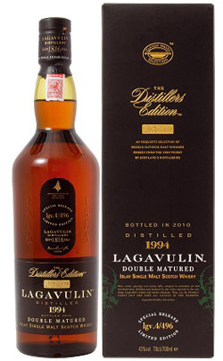 Lagavulin 16 Years Old - Distillers Edition (1994-2010)