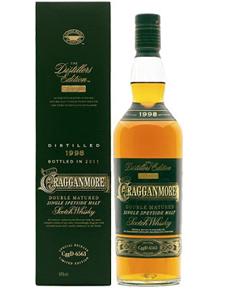 Cragganmore 12 Years Old - Distillery Edition (1998-2011)