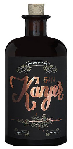 "Kanjer Gin ""Copper Edition"""