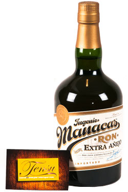 "Ingenio Manacas ""Extra Añejo"""