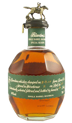 Blanton's Special Reserve - Single barrel