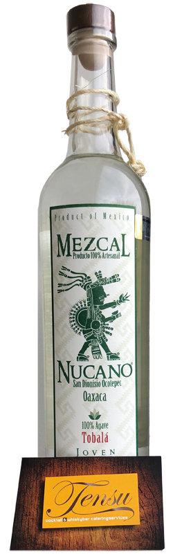 Mezcal Nucano - Joven Tobala