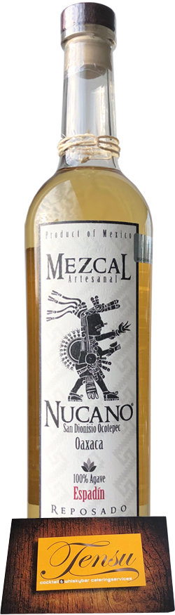 Mezcal Nucano - Reposado Espadin