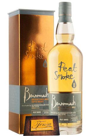 Benromach Peat Smoke (2008-2017) 46.0 OB