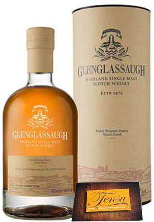"Glenglassaugh ""Pedro Ximenez"" Sherry Wood Finish"