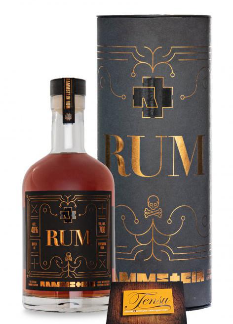Rammstein Rum 40.0 OB