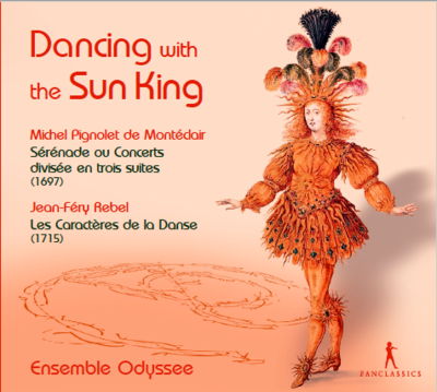 Dancing with the Sun King (NEW)