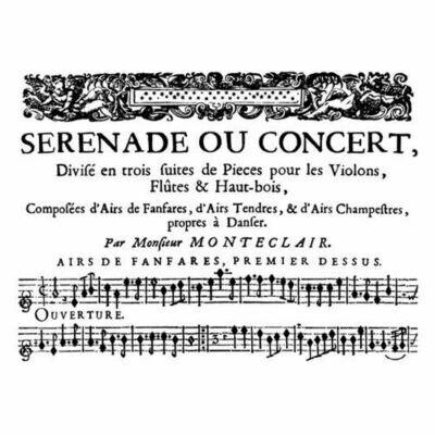 M.P. de Montéclair: Performance Score