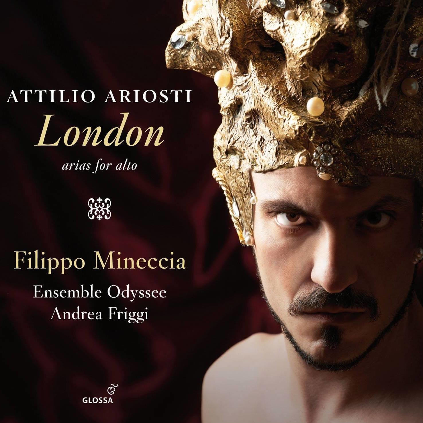 Attilio Ariosti: London