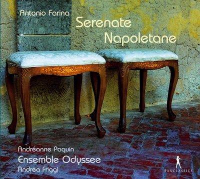Antonio Farina: Serenate Napoletane