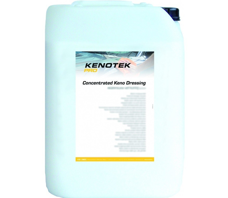 Kenotek Concentrated Keno Dressing, inhoud: 5 L