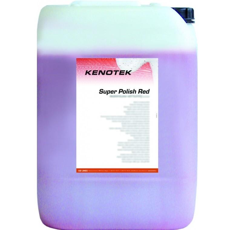 Kenotek Super Polish RED, inhoud: 20 L