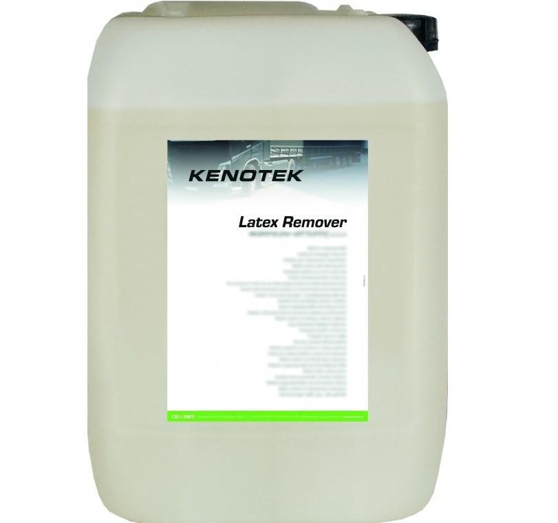 Kenotek Latex remover, inhoud: 20 L