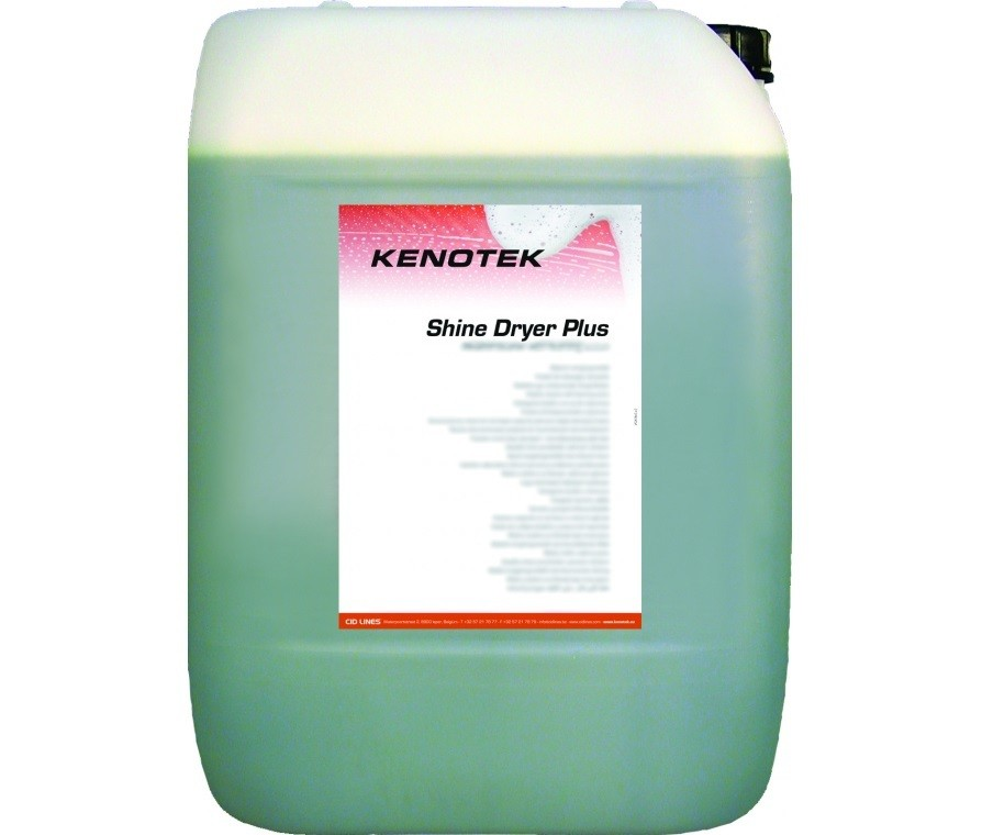 Kenotek Shine Dryer plus, inhoud: 20 L