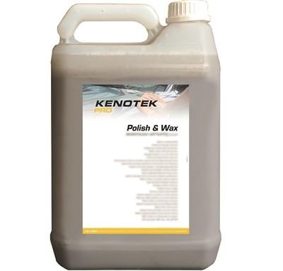 Kenotek Polish & Wax, inhoud: 5 L