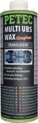 Petec Bodemplaatsbeschermingswax transparant patroon 1 L