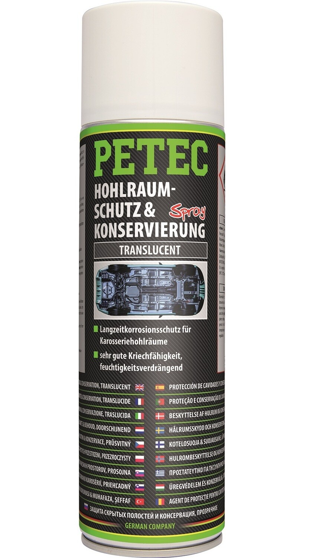 Petec bescherming holle ruimten spray 500 ml