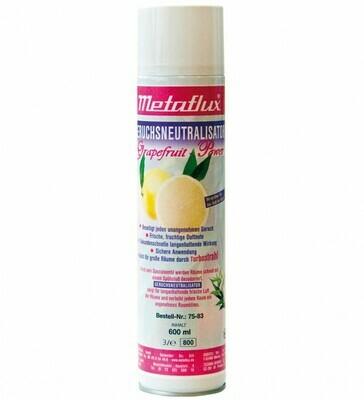 Metaflux Geurneutralisator Spray 600 ml