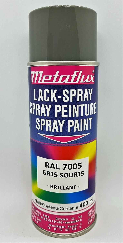 Metaflux Lak Spray RAL 7005 Muisgrijs 400 ml