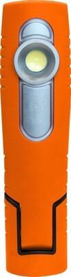 Shaft Handlamp LED COB 1000 lm oplaadbaar via inductie
