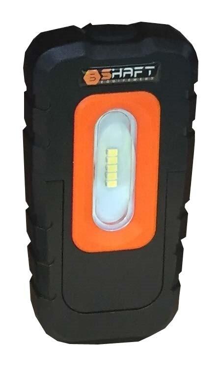 Shaft LED Zaklamp 5 Leds SMD 300 lm