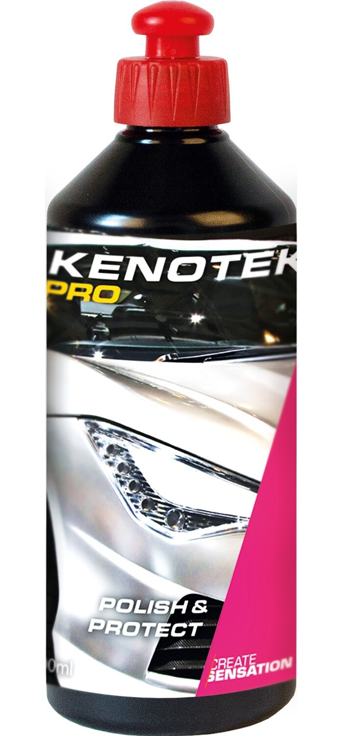 Kenotek polish & protect, inhoud: 400ml