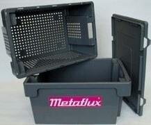 Metaflux reinigingsbad voor kleine onderdelen, inhoud: 40 L