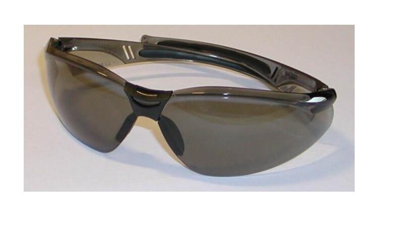 Metaflux veiligheidsbril grijs