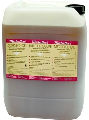Metaflux snij olie, inhoud: 1 L