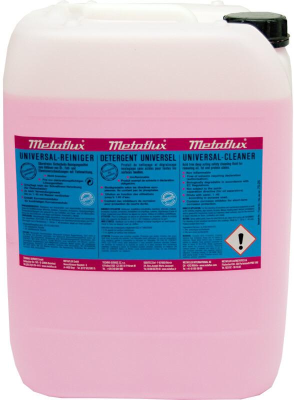 Metaflux universal reiniger (met verstuiver) 500 ml