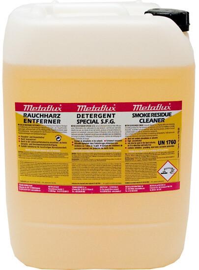 Metaflux teer, roet en rookhars reiniger 1 L
