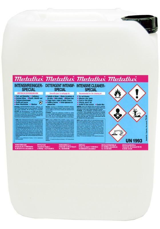 Metaflux intensif reiniger speciaal (met verstuiver) 500 ml