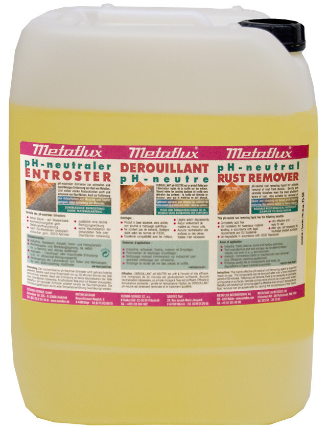 Metaflux pH neutrale ontroester, inhoud: 1 L