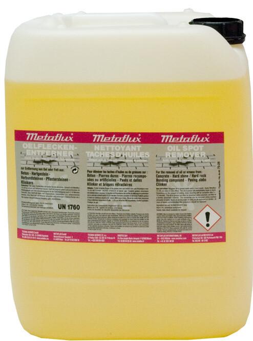 Metaflux olievlekken reiniger (met verstuiver) 500 ml