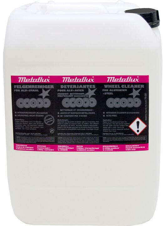 Metaflux velgenreiniger (met verstuiver) 500 ml