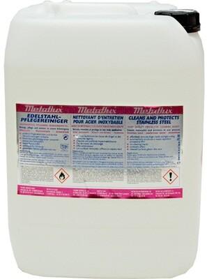 Metaflux inox reiniger (met verstuiver) 500 ml