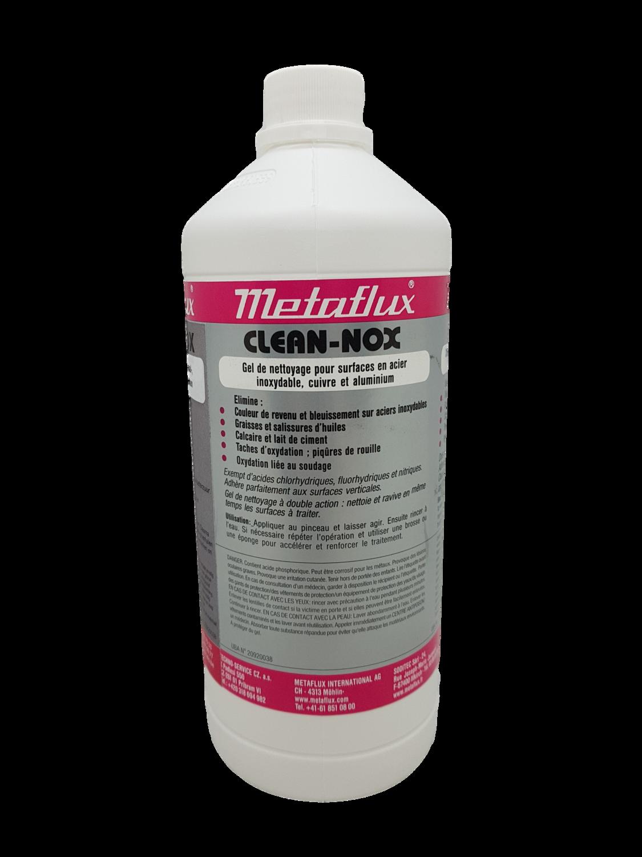 Metaflux clean nox gel, inhoud: 1 L