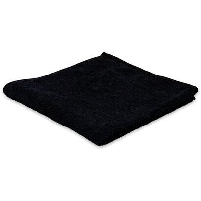 BPB microvezeldoek soft 40 x 40 cm zwart