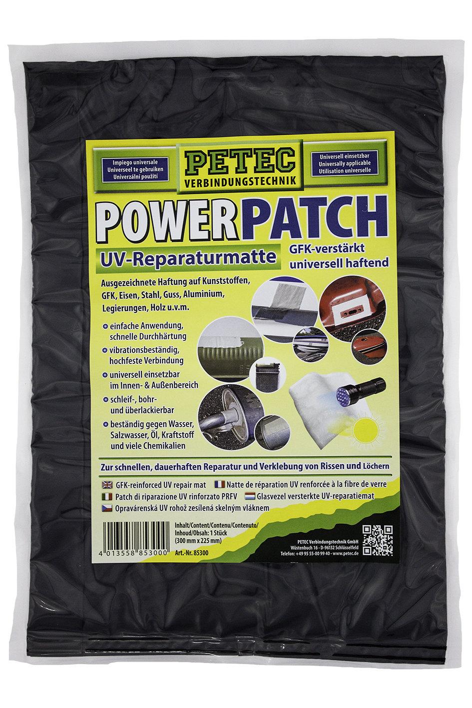 Petec Power Patch Reparatiemat 225 x 300 mm