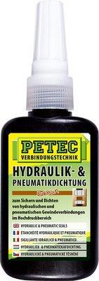 Petec hydraulische en pneumatische afdichting 50 ml