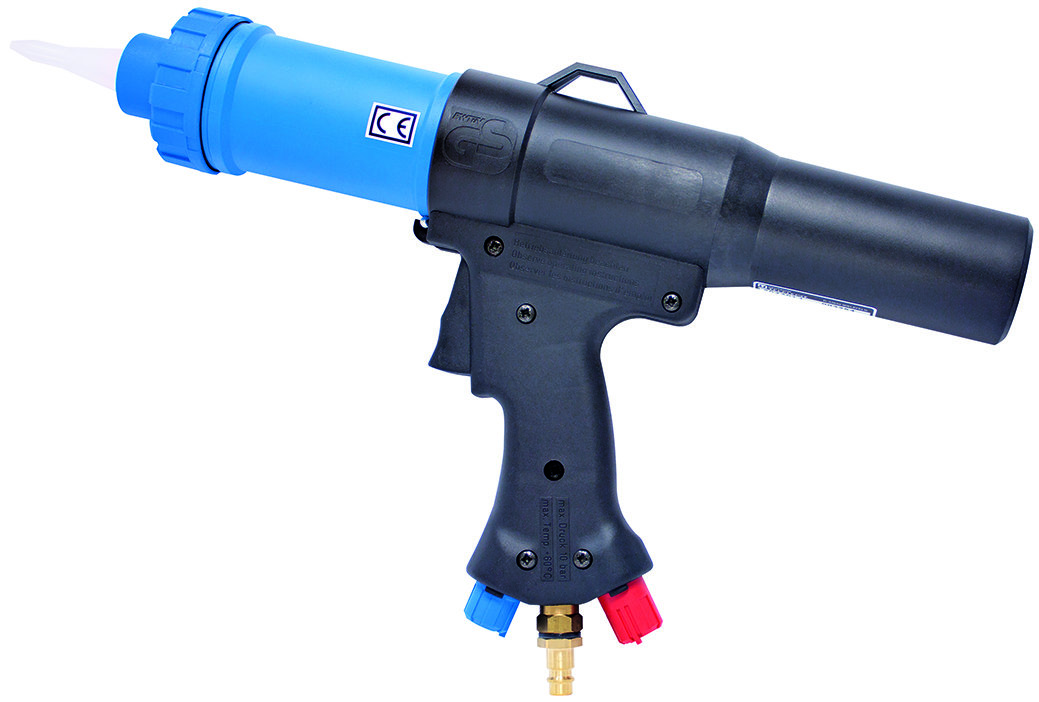 """Petec telescoop - perslucht - pistool """"Multipress"""""""