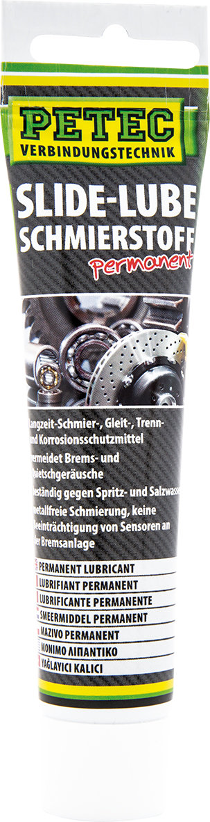 Petec permanent smeermiddel tube, inhoud: 35 ml