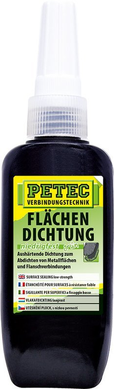 Petec vlakafdichting matig vast groen 50 ml