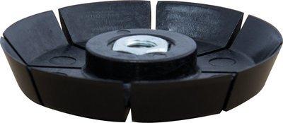 Petec vervang kunststof uitdrukkop voor zak 400 ml