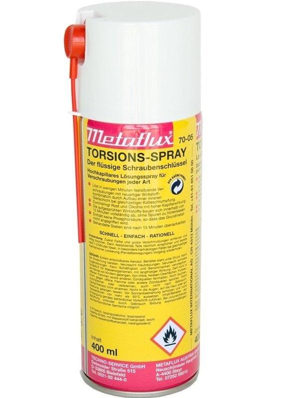 Metaflux torsie spray, inhoud: 400 ml